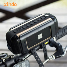 Waterproof 16W Super Bass Outdoor Bike Bluetooth Speaker 10000mAH Power Bank Portable 3D Stereo Wireless Car Speaker with Mic(China)