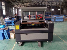 low cost cnc laser cutting machine/ co2 laser machine 1390/ acrylic laser cutting machine(China)