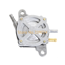 NICECNC Motorcycle Gas Fuel Pump Petcock Valve For Scooter Moped ATV Go Kart GY6 50cc 125cc 150cc 250cc 4-stroke Tank Pet Cock(China)