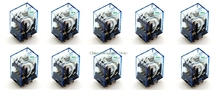 10Pcs Relay Omron MY2NJ 24V DC Small relay 5A 8PIN Coil DPDT