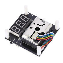Digital USB LED PM2.5 Air Quality Detector Module Optical Dust Sensor DC 5V(China)