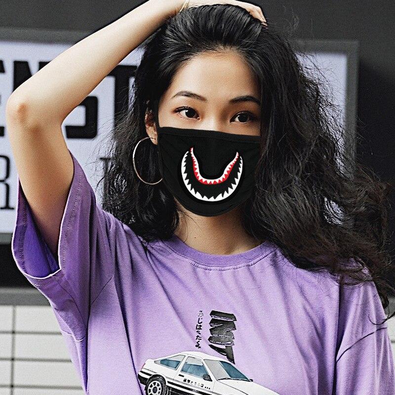 2019 Neue Ankunft Kpop Bts Fans Gesicht Mund Maske Unisex Muffel Atemschutz Baumwolle Buchstaben Druck Weiche Kleidung Zubehör Bekleidung Zubehör Damen-accessoires