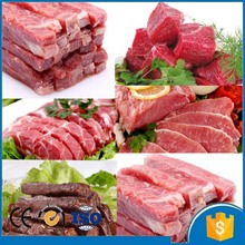 Aliexpress Golden supplier industrial fresh 220v beef pork meat cutting slicing processing machine on promotation