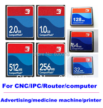 for CNC IPC ROUTER PRINTER COMPUTER MEDICINE Industrial Compact Flash CF 128MB 256MB 512MB 1GB 2GB Memory Card Price SPCFXXXXS(China)