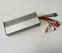 Sinusoid EV controller 72V 1500W 18 mosfet/ customized electric scooter bldc motor sine wave controller G-K120(China)