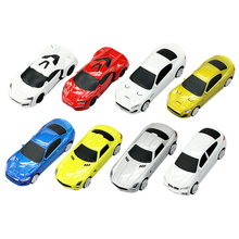 The world's top Mini sport car shape pen drive 4GB 8GB 16GB 32GB cool supercar usb stick pen drive usb flash drive toy gifts