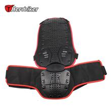 HEROBIKER-MC1004R Motorcycle Protection Moto Bike Body Armor Backpiece Back Protective Motocross Back Protector