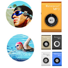 FGHGF Hot Selling Portable MP3 player Mini Clip MP3 Player waterproof sport mp3 music player Sport mp3 player(China)