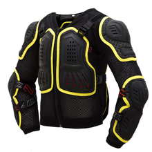 Kids Motocross MX Armor Children's Motorycle Full Back Protector Gear Racing Protective Motorbike DH MTB AM Body Guards