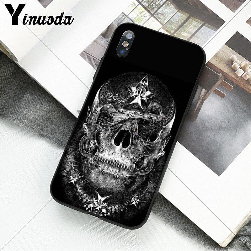 Grim reaper skull skeleton