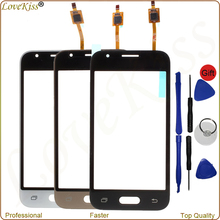 Buy J1mini Front Panel Digitizer Samsung Galaxy J1 Mini J105 SM-J105Y J105H J105M Touch Screen Sensor LCD Display Glass TP Lens for $4.71 in AliExpress store