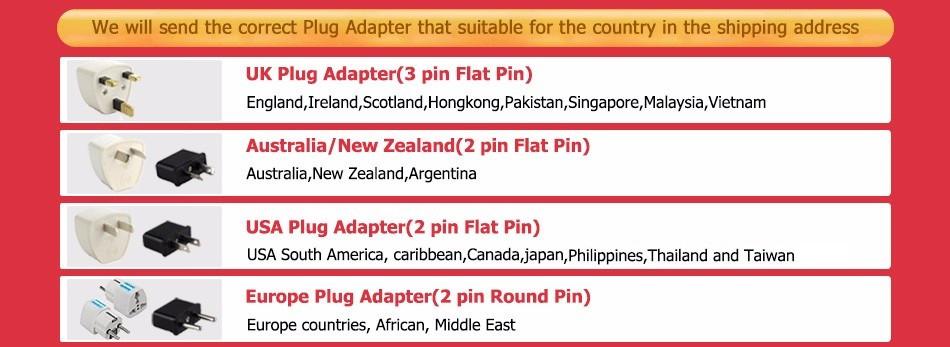 Universal Plug Adapter