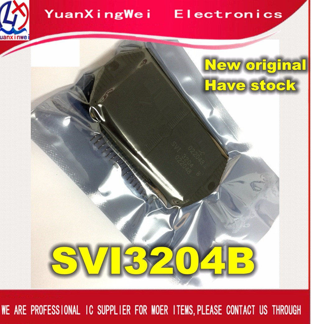 Free shipping 1PCS  SVI3204B SVI3204  The new original, the quality is good<br>