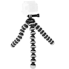 fosoto Large Octopus Flexible Tripod Stand Gorillapod for Gopro Hero 4/ 3+/ 3 sj40/Camera Digital DV Canon Nikon