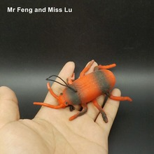 Practical Jokes Insect Toy Kid Model Figures Collection