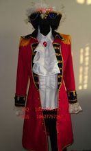 APH England Britain the United Kingdom Axis Powers Hetalia Arthur Kirkland Gorgeous cosplay costume with hat