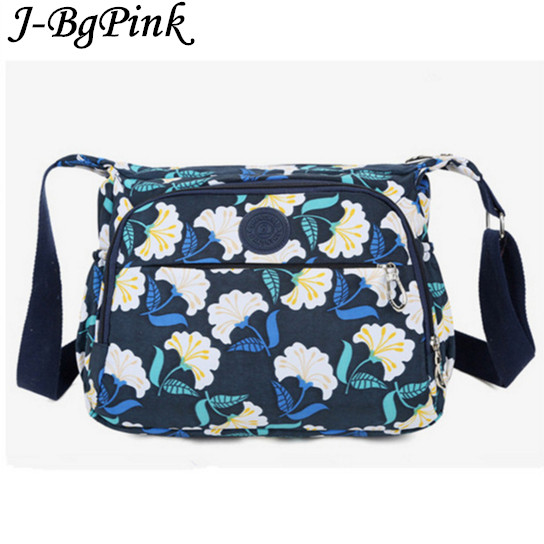 2017 Kipled female cross-body bags nylon bag fashion  cotton printing casual shoulder bag kipled multifunctional cross-body<br><br>Aliexpress