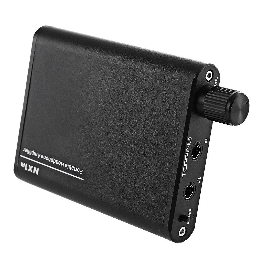 NX1A Portable Mini HiFi USB DAC Headphone Amplifie...