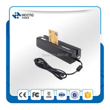 USB Interface Credit + NFC Card Reader Skimmer Magnetic Stripe Card Reader Writer HCC80 with SDK(China)