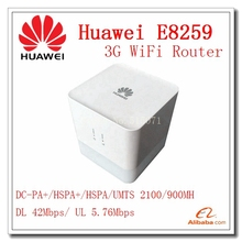 HUAWEI E8259 E8259Ws-2 DC-PA+ Speed Box 3G wireless router hotspot modem
