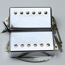 ARTEC Classic Plus SG LP series Electric Guitar humbucker pickup closed -CLP Chrome / golden Made in Korea