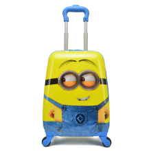 Kids princess anime ABS+PC luggage suitcase variety cartoon Travel 16 18 inches students trolley case children gift Boarding box