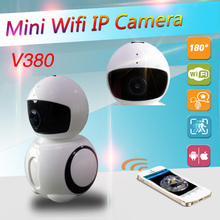 Home Security IP Camera Wireless Smart WiFi Camera Audio Record Surveillance Baby Monitor HD Mini Robot camera