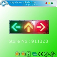 led arrow traffic sign