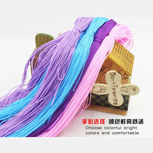 500g/Bag Hollow Wire Hook Envelope Handmade Lace Coasters Cushion Doll Mercerized Wool Woven Nylon Hand Knitting Crochet Yarn(China)