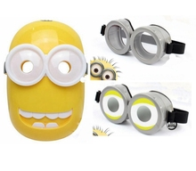 Adorable Goggles Cosplay Children Glasses Halloween Props Masks Costumes Toys(China)