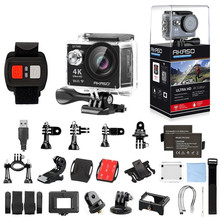 AKASO EK7000 4K WIFI Outdoor Camera Ultra HD Waterproof DV Camcorder 12MP 170 Degree Wide Angle
