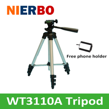 Professional Tripod Vogue Flexible SLR Standing/stand Tripode head For Universal Flexible DVD DC 1100D 550D 600D Camera Tripod