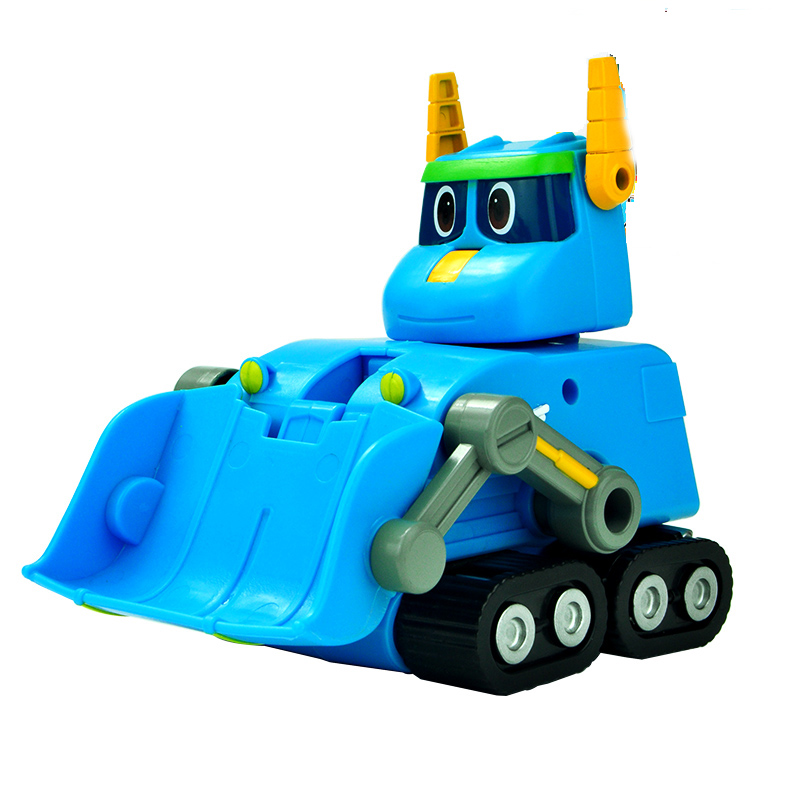 Out mobile deformation force forklift robot toy triangle dragon<br><br>Aliexpress