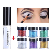 2017 Brand Makeup Minerals Eyeshadow Powder Waterproof Gold Blue Cosplay Eye Shadow Make Up Glitter Lip Eyes Powder Pigment