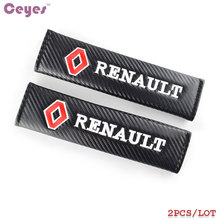 Ceyes Car-Styling Car Emblems Stickers Case For Renault Megane 2 3 Scenic Laguna 2 Captur Fluence Auto Accessories Car Styling(China)
