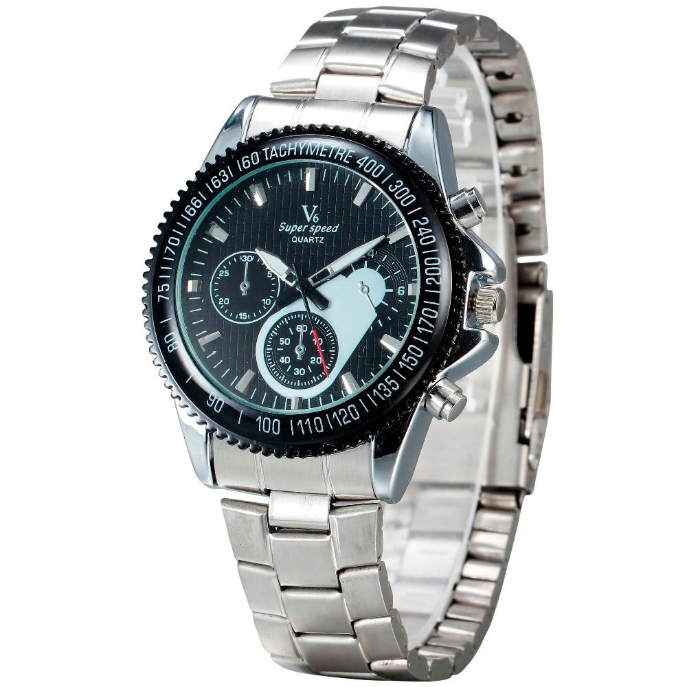 2016 Brand Watch Men Full Stainless Steel Quartz Business Watches Male Fashion Casual Wristwatch Mens Dress Relogio Masculino<br><br>Aliexpress