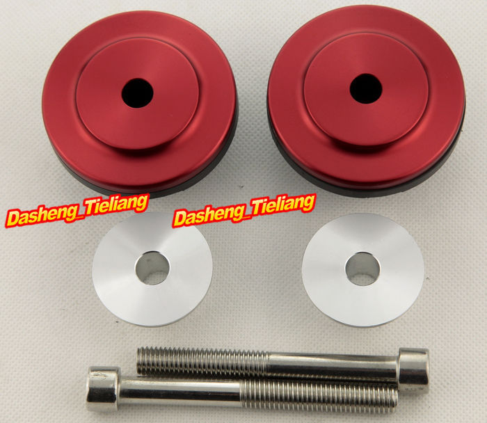 For Yamaha 2002 2003 YZF R1 Motorcycle CNC Stator Cover Slider Frame Protector Crash, RED Color, China Motor Spare Part<br><br>Aliexpress