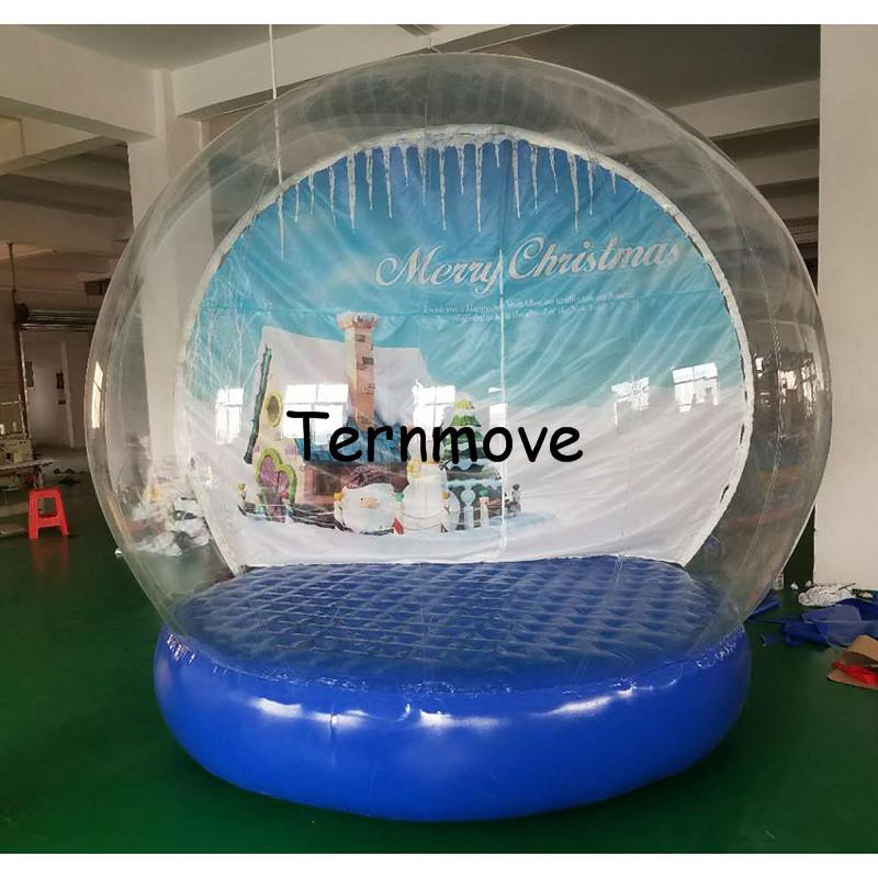 Inflatable Christmas Ball1