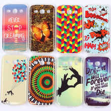 DEEVOLPO  Cute Soft TPU Case For Samsung Galaxy Star Advance G350E Beautiful thin Back Skin Protective Phone Cover Shell DP18
