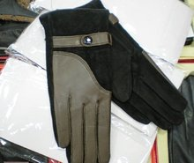 Casual Leather Gloves goat Leather skin gloves LEATHER GLOVES Womens 12pairs/lot New with box