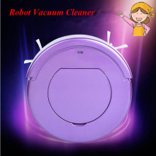 KRV205 Intelligent sweeping robot Household Automatic Efficient Vacuum Cleaner ultrathin dust collector(China)