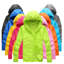 Unisex Outdoor Sun Protection Hunting Clothes Sunscreen Skin Windbreaker UV-proof Jacket Clothing Women Men Spring Summer Autumn(China)
