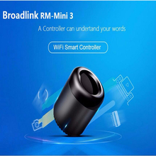 Broadlink RM Mini 3 Smart Home Automation Universal Intelligent WiFi/IR/4G Wireless Remote Control Switch Via Phone Android IOS(China)