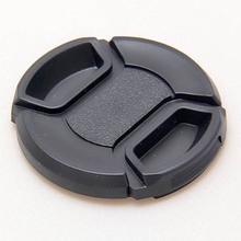 43mm 58mm 67mm 49mm 52mm 72mm 55mm 62mm Lens Filter with Cord Camera Lens Cap Holder Cover For Canon Nikon Sony Lens Cap(China)