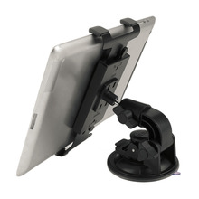 New Suction Cup Type 9-11 Inch Car Sucker Mount Laptop Tablet Personal Computer Support Holder Stand Bracket Accessories H41+C58(China)