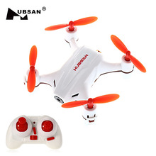 HUBSAN H002 RC Dron Nano Q4 Mini Drone with HD Camera 2.4GHz 4CH 6 Axis Gyro Quadcopter Headless Mode LED Light Helicopters