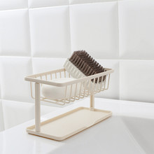 Container Storage-Rack Rag-Shelf Counter Drain-Organizer Sponge Kitchen Household Sink
