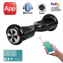 6.5 Inch Bluetooth/Bag Electric Hoverboard Self Balance Scooter 2 Wheels Smart Unicycle Skateboard Electric Scooters Mobile APP
