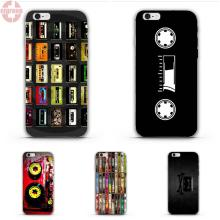 "EJGROUP Side Old 3310 Tape Cassette Soft TPU Silicon Stylish Case For Apple iPhone 5 5S SE 4.0"" inch(China)"