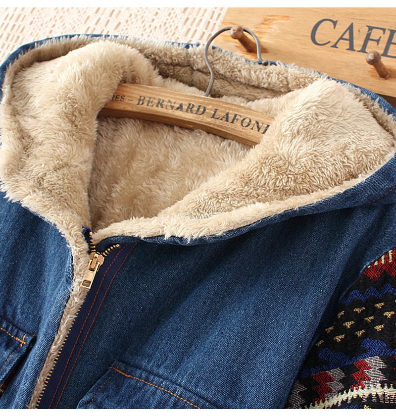 معطف الشتاء فضفاض 6
